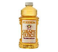 Kedem Juice White Grape - 64 Fl. Oz.