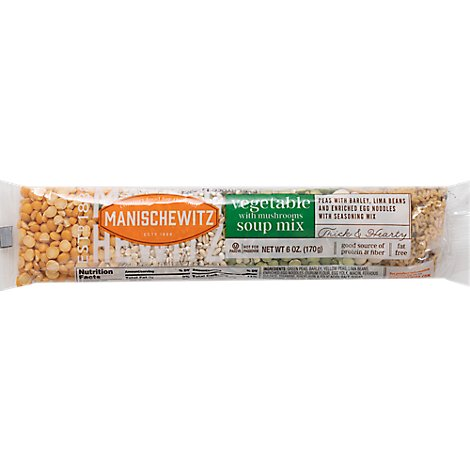 Manischewitz Vegetable Soup Mix - 6 Oz