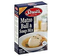 Streits Matzo Ball Soup Mix - 4.5 Oz