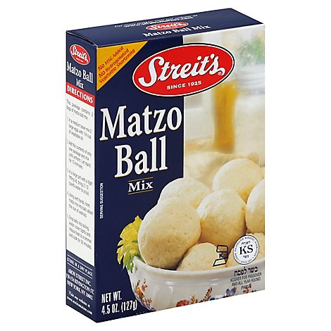 Streits Matzo Ball Mix - 4.5 Oz