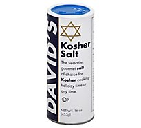 Davids Salt Kosher - 16 Oz