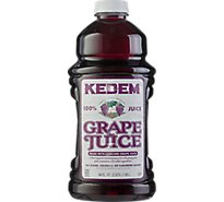 Kedem Concord Grape Juice - 64 Fl. Oz.