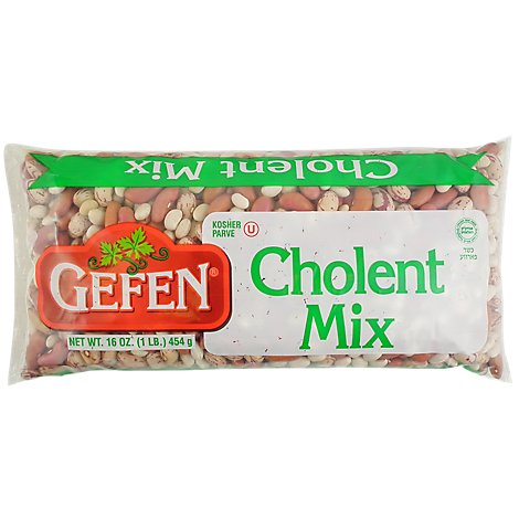 Gefen Specialty Food Chulent Mix Poly Bag - 16 Oz