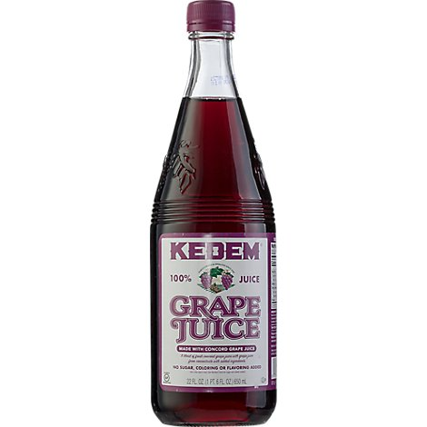 Kedem Beverage Concord Grape Juice - 22 Fl. Oz.