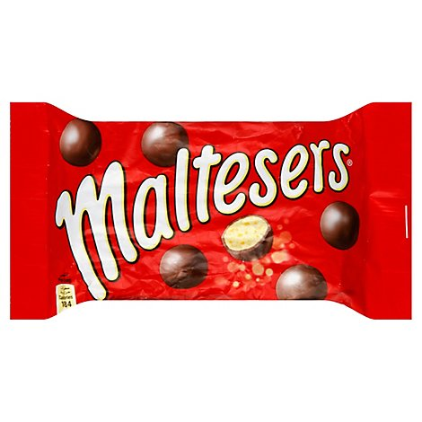 Maltesers Chocolate Candy Milk Chocolate - 1.32 Oz