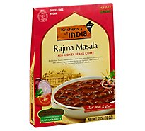 Kitchens Of India Red Kidney Beans In Curry - 10 Oz