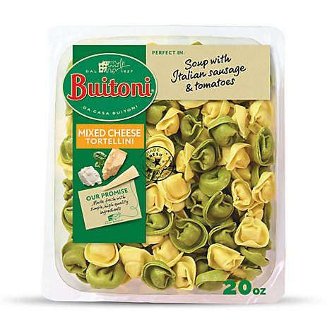 Buitoni Mixed Cheese Tortellini - 20 Oz.