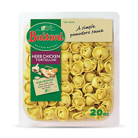 Buitoni Tortellini Herb Chicken - 20 Oz