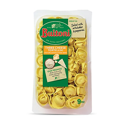 Buitoni Three Cheese Tortellini - 9 Oz.