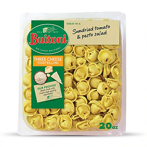 Buitoni Tortellini Three Cheese - 20 Oz