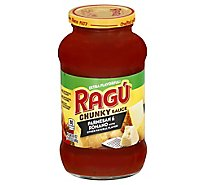 RAGU Cheese Creations Pasta Sauce Parmesan & Romano Jar - 24 Oz