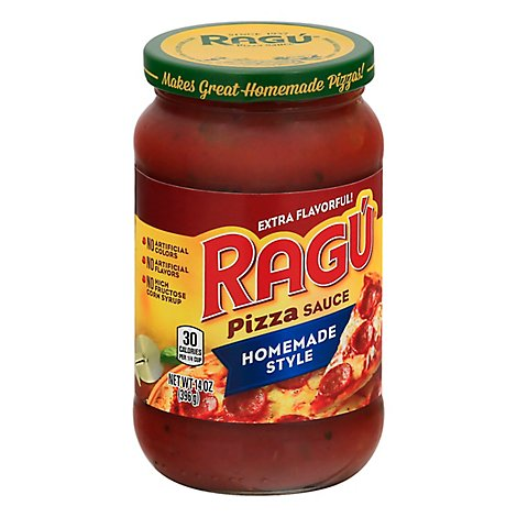 RAGU Pizza Sauce Homemade Style Jar - 14 Oz