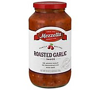 Mezzetta Napa Valley Homemade Sauce Roasted Garlic & Caramelized Onions Jar - 25 Oz