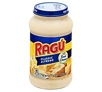 RAGU Cheese Creations Pasta Sauce Classic Alfredo Jar - 16 Oz