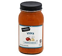 Signature SELECT Pasta Sauce Vodka Jar - 24 Oz