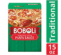 Boboli Pizza Sauce Traditional Italian 3 Count Box - 15 Oz