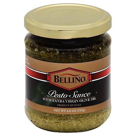 Bellino Pesto Sauce Jar 6 8 Oz Acme Markets