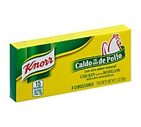 Knorr Cubes Bouillon Chicken Box 8 Count - 3.1 Oz