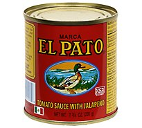El Pato Tomato Sauce with Jalapeno Can - 7.75 Oz