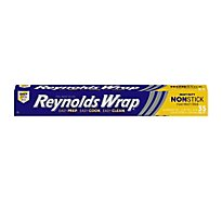 Reynolds Aluminum Foil Heavy Duty Non-Stick 35 Sq. Ft. - Each