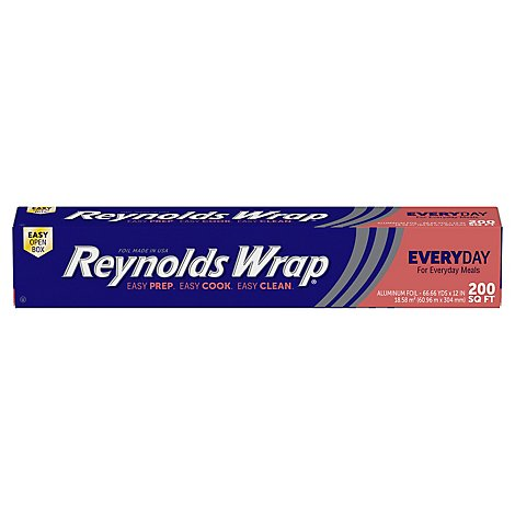 Reynolds Aluminum Foil 200 Sq. Ft. - Each