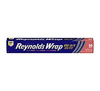 Reynolds Aluminum Foil Heavy Duty 50 Sq. Ft. - Each