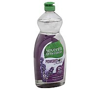 Seventh Generation Dish Liquid Soap Lavender Floral & Mint - 25 Fl. Oz.