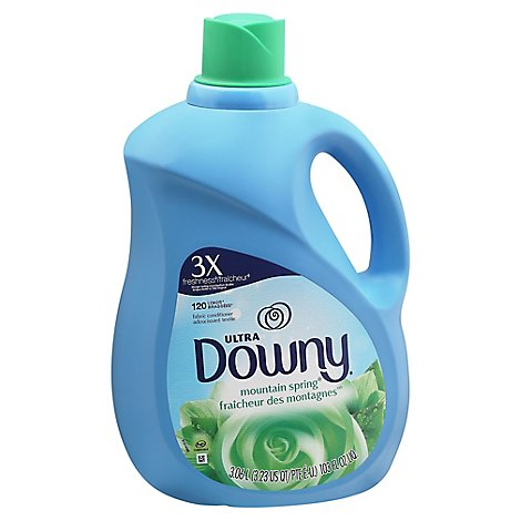 Downy Ultra Fabric Protect Conditioner Mountain Spring - 103 Fl. Oz.
