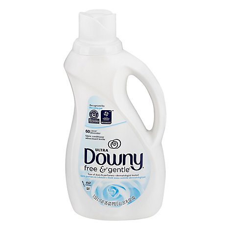 Downy Ultra Fabric Conditioner Liquid Ultra & Gentle - 51 Fl. Oz.