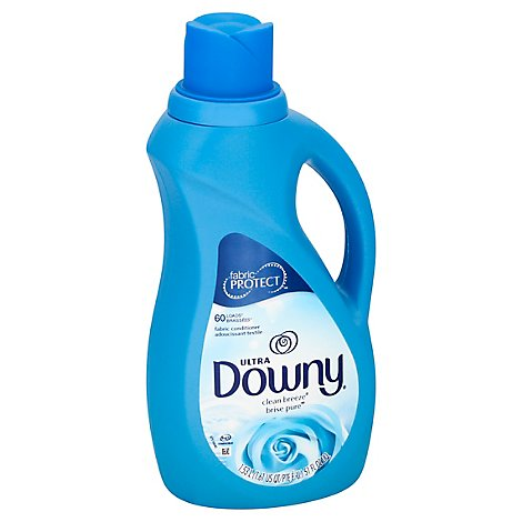 Downy Ultra Fabric Conditioner Liquid Clean Breeze - 51 Fl. Oz.