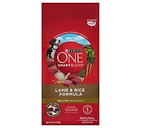 One Dog Food Dry Smartblend Lamb & Rice - 8 Lb