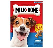 Milk-Bone Dog Snacks Biscuits Small Box - 24 Oz
