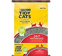 Tidy Cats Cat Litter 24/7 Performance - 20 Lb