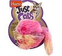 Hartz Just For Cats Toy Cat Running Rodent - Each