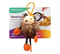 SmartyKat Cat Toy Bouncy Mouse Interactive - Each