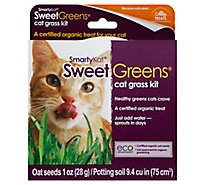 SmartyKat Sweet Greens Cat Grass Kit - 1 Oz