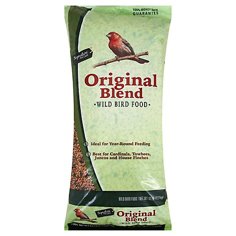 Signature Pet Care/Priority Wild Bird Food Original Blend - 10 Lb