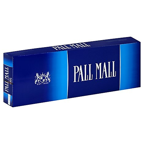 Pall Mall Cigarettes Light 100s Box - 200 Count