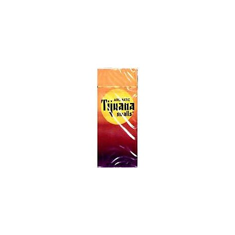 Tijuana Small Aromatic Cigars - 10 Count