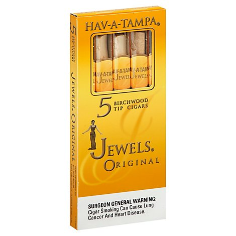 Hav-A-Tampa Jewels Mild Cigars - 5 Count