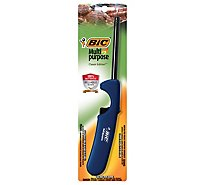 BIC Lighter Multi Purpose Classic Edition - Each