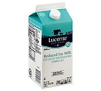 Lucerne Milk Reduced Fat 2% Milkfat - 64 Fl. Oz.
