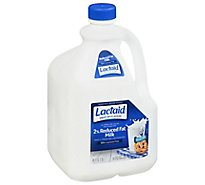 Lactaid Milk Lactose Free Reduced Fat - 96 Fl. Oz.