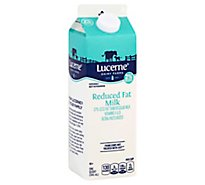 Lucerne Milk Reduced Fat 2% - 1 Quart
