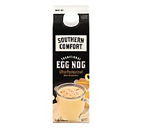 Southern Comfort Egg Nog Ultra Pasteurized Traditional 1 Quart - 946 Ml