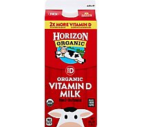 Horizon Organic Milk Vitamin D Half Gallon - 64 Fl. Oz.