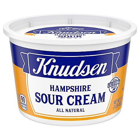 Knudsen Hampshire Sour Cream - 16 Oz