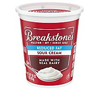 Breakstones Sour Cream Reduced Fat - 16 Oz
