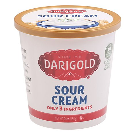 Darigold Sour Cream Original - 24 Oz