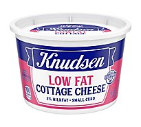 Knudsen Cottage Cheese Reduced Fat - 16 Oz